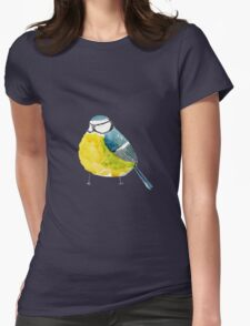 Mr Plump Womens Fitted T-Shirt