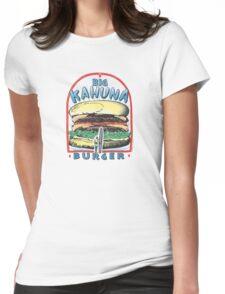 Big Kahuna Burger Womens Fitted T-Shirt