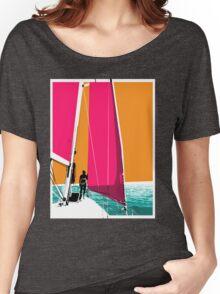 Sail Women's Relaxed Fit T-Shirt