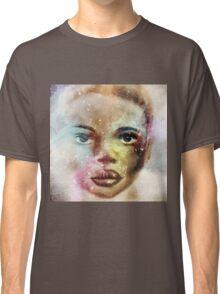Galaxy Girl 4 Classic T-Shirt