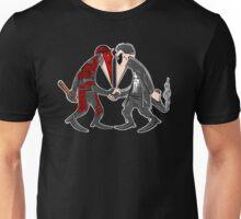 Murdock vs Castle Unisex T-Shirt