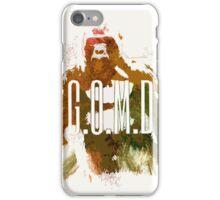 Gorilla GOMD iPhone Case/Skin