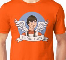Wedge Antilles: Rebel Pilot Unisex T-Shirt
