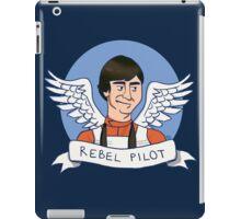 Wedge Antilles: Rebel Pilot iPad Case/Skin
