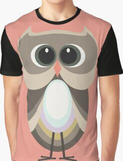 OWLISH OWL Graphic T-Shirt