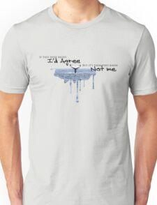 """Cat Stevens """"Father & Son"""" Whale Unisex T-Shirt"""
