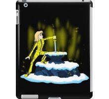 The Hanzo Steel in the Stone iPad Case/Skin