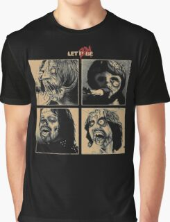 Let it (Zom)Be Graphic T-Shirt