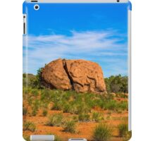 Outback Boulders iPad Case/Skin