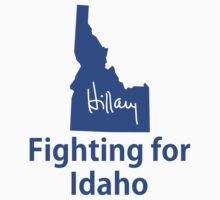 Idaho for Hillary One Piece - Short Sleeve