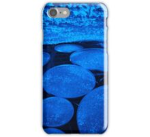 underneath a gravel sky iPhone Case/Skin