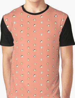 Baebsae Birds Graphic T-Shirt