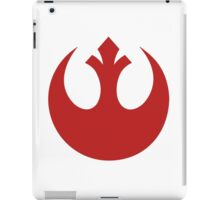 Red Squadron Insignia iPad Case/Skin