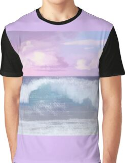 Sunsets have no chill Graphic T-Shirt
