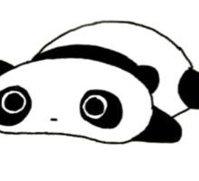 panda cubs Sticker
