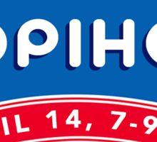 ADPiHOP Sticker