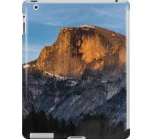 Last Light in the Valley iPad Case/Skin