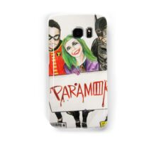 """""""they say that a hero can save us"""" Samsung Galaxy Case/Skin"""