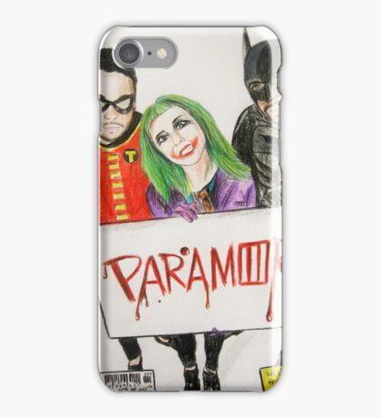 """""""they say that a hero can save us"""" iPhone Case/Skin"""
