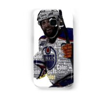 "Edmonton Oilers ""My Favorite Color is (Patrick) Maroon"" Samsung Galaxy Case/Skin"