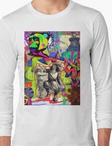 Wall Graffiti Collage #1 T-Shirt