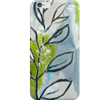Botanical Study 1 iPhone Case/Skin