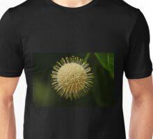 Common Button Bush Flower Unisex T-Shirt