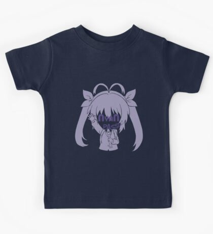 Quotes an quips - nyan passu Kids Tee