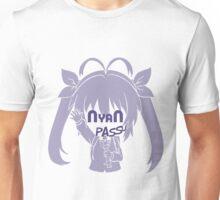 Quotes an quips - nyan passu Unisex T-Shirt