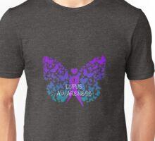 Lupus Butterflies Unisex T-Shirt