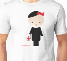 Bad Andrew - Hello Kitty Unisex T-Shirt