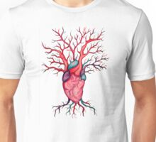 Heart Tree Unisex T-Shirt