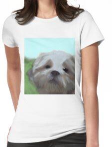 Martha, my dear Womens Fitted T-Shirt