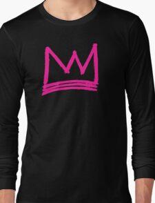Pink Royalty Long Sleeve T-Shirt