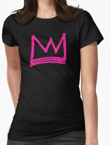 Pink Royalty Womens Fitted T-Shirt