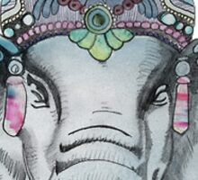 Elephant Sticker