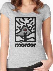 Mordor Women's Fitted Scoop T-Shirt
