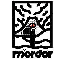Mordor Photographic Print