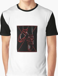 Red Room Ruby Shoes  Graphic T-Shirt