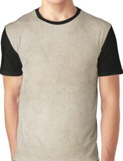Vintage Tan Brown Parchment Antique Paper Grunge Background Graphic T-Shirt