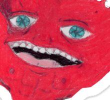 Tomato Overlord. Sticker