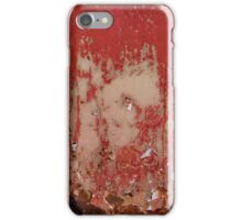 Red Decay iPhone Case/Skin