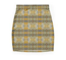 Anemnesis Whisper Poem Pattern 2 Mini Skirt