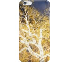 Willow Tree Lit iPhone Case/Skin