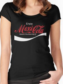Mexicola  Women's Fitted Scoop T-Shirt
