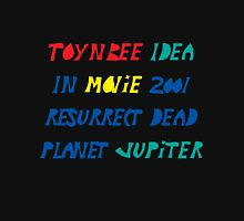 Toynbee Idea Tiles Mysterious Planet Jupiter Resurrect Dead Unisex T-Shirt