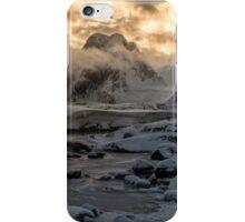 Antarctic Sunrise iPhone Case/Skin