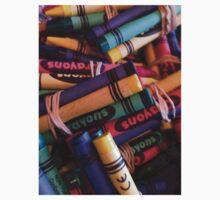 Crayons Kids Tee