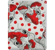 Four Chooks iPad Case/Skin