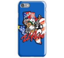 Ghostbuster USA Flag iPhone Case/Skin
